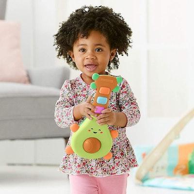 Skip Hop Baby Toy Guitar