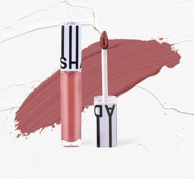 Muse Matte Liquid Lipstick #10 Desrose