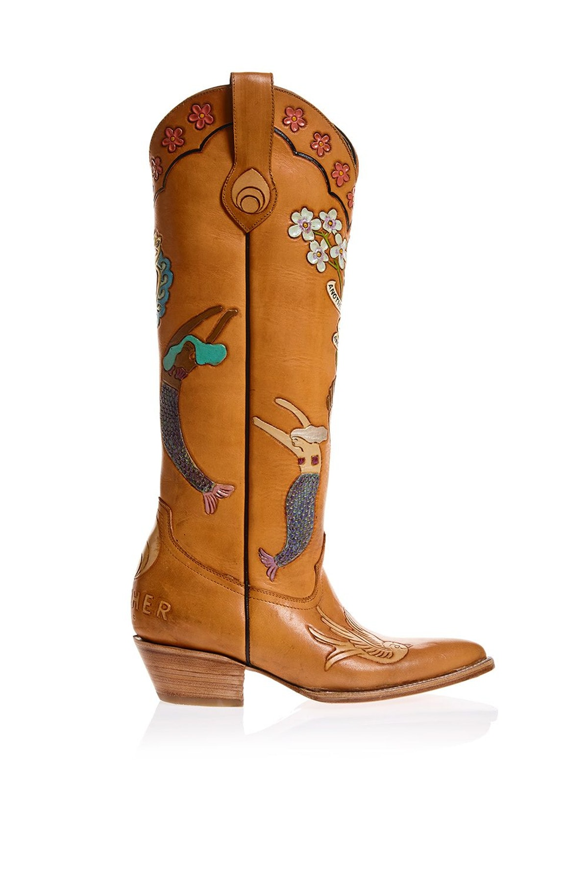 Cowboy boots by Brother Vellies