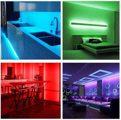 DAYBETTER Color Changing Strip Lights
