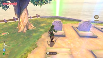 sword skyward missing child quest grave