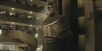The final shot of Loki Season 1