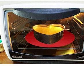 QTECLOR Silicone Microwave Mat