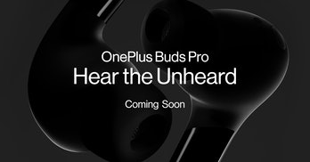 OnePlus Buds Pro wireless earbuds with noise cancellation and warp charging