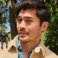 'Snake Eyes' star Henry Golding channels his main character energy