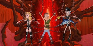 'Rick and Morty': Bruce Chutback can't save Episode 5 from mediocrity