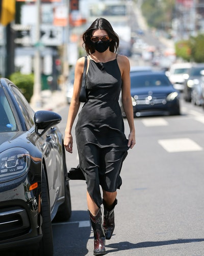Kendall Jenner is seen on May 27, 2021 in Los Angeles, California.