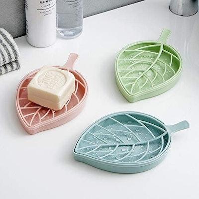 Lele Soap Dishes (Set of 3)