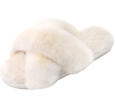 Parlovable Furry House Slippers