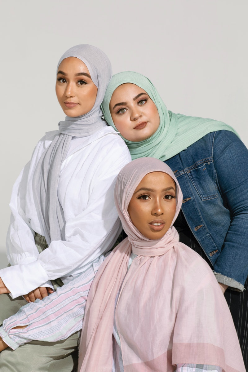 Nordstrom is launching its first-ever full hijab line with Henna & Hijabs, founded by Hilal Ibrahim.
