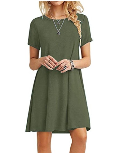MOLERANI Casual T-Shirt Dress
