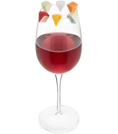 True Zoo Wine Glass Markers (6-Piece)