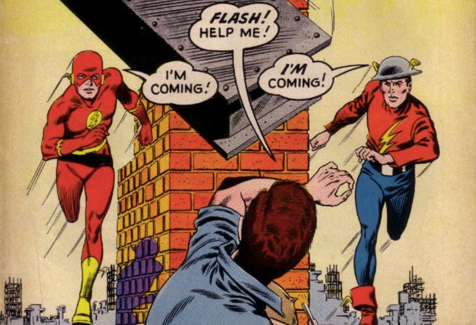 dc comics the flash multiverse
