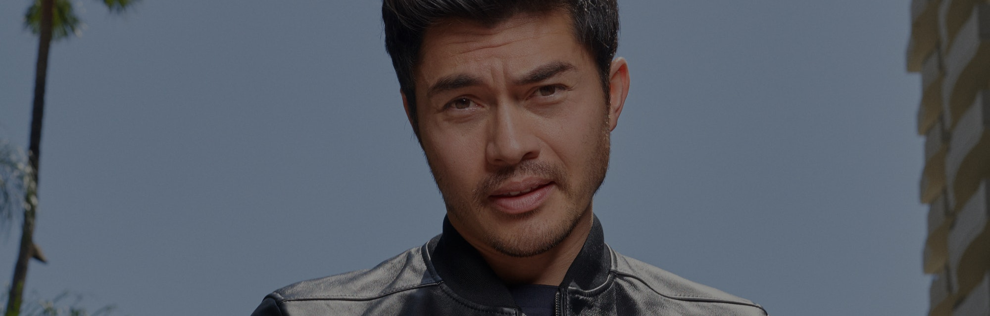 Henry Golding, 34, photographed in Los Angeles for Inverse.