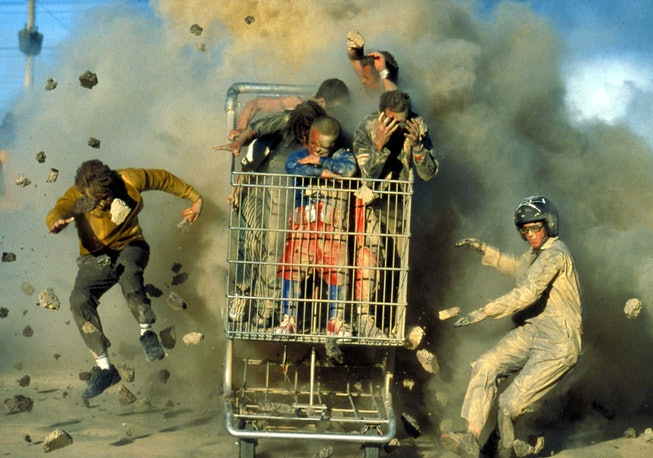 'Jackass: The Movie' 2002