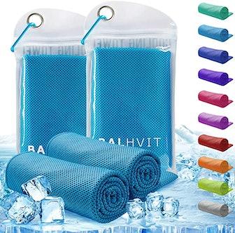 Balhvit Instant Relief Cooling Towel (2-Pack)