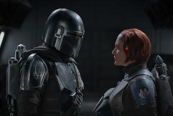 Bo Katan Kryze Katee Sackhoff The Mandalorian Season 3 release date