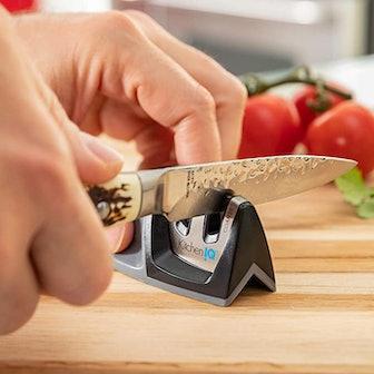 KitchenIQ Knife Sharpener