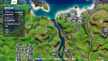 fortnite record location 6 map
