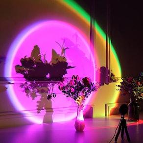 nellsi Sunset Lamp Projector