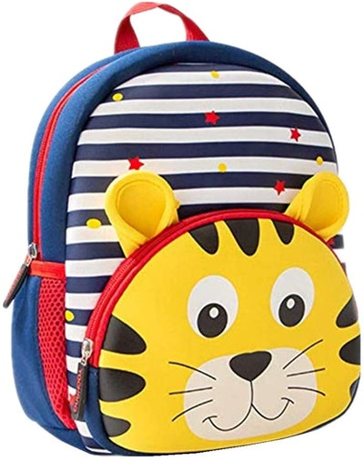 Toddler Backpack in Tiger