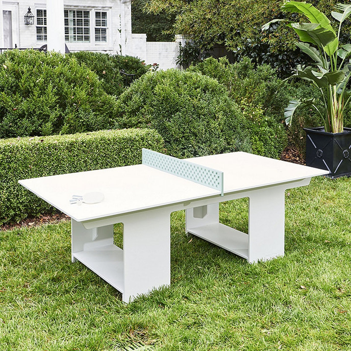Del Ray Outdoor Ping Pong Table