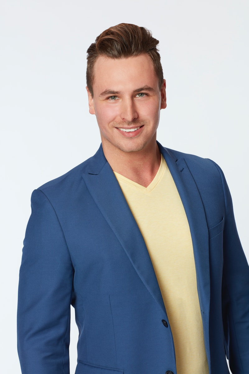 Brendan Quinn from season 17 of 'The Bachelorette' caused a stir on Twitter after his elimination.