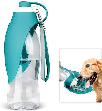 TIOVERY Pet Water Dispenser Feeder