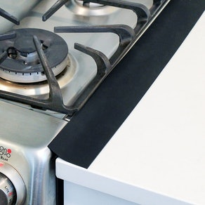 S&T INC. Stove Gap Covers (2-Pack)