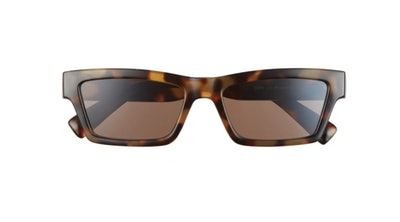 vintage inspired small rectangle sunglasses from Nordstrom