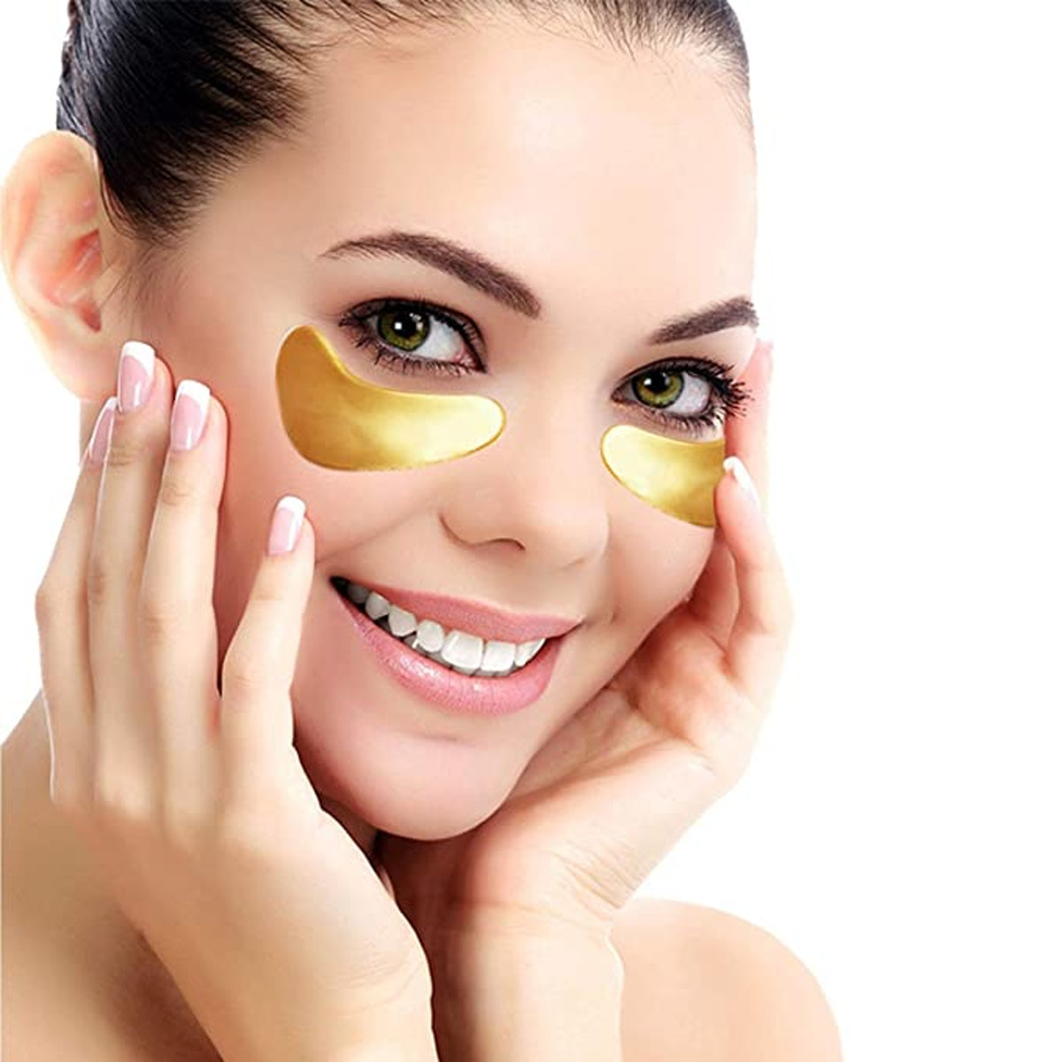 Permotary 24K Gold Gel Collagen Eye Patches (30 Pairs)