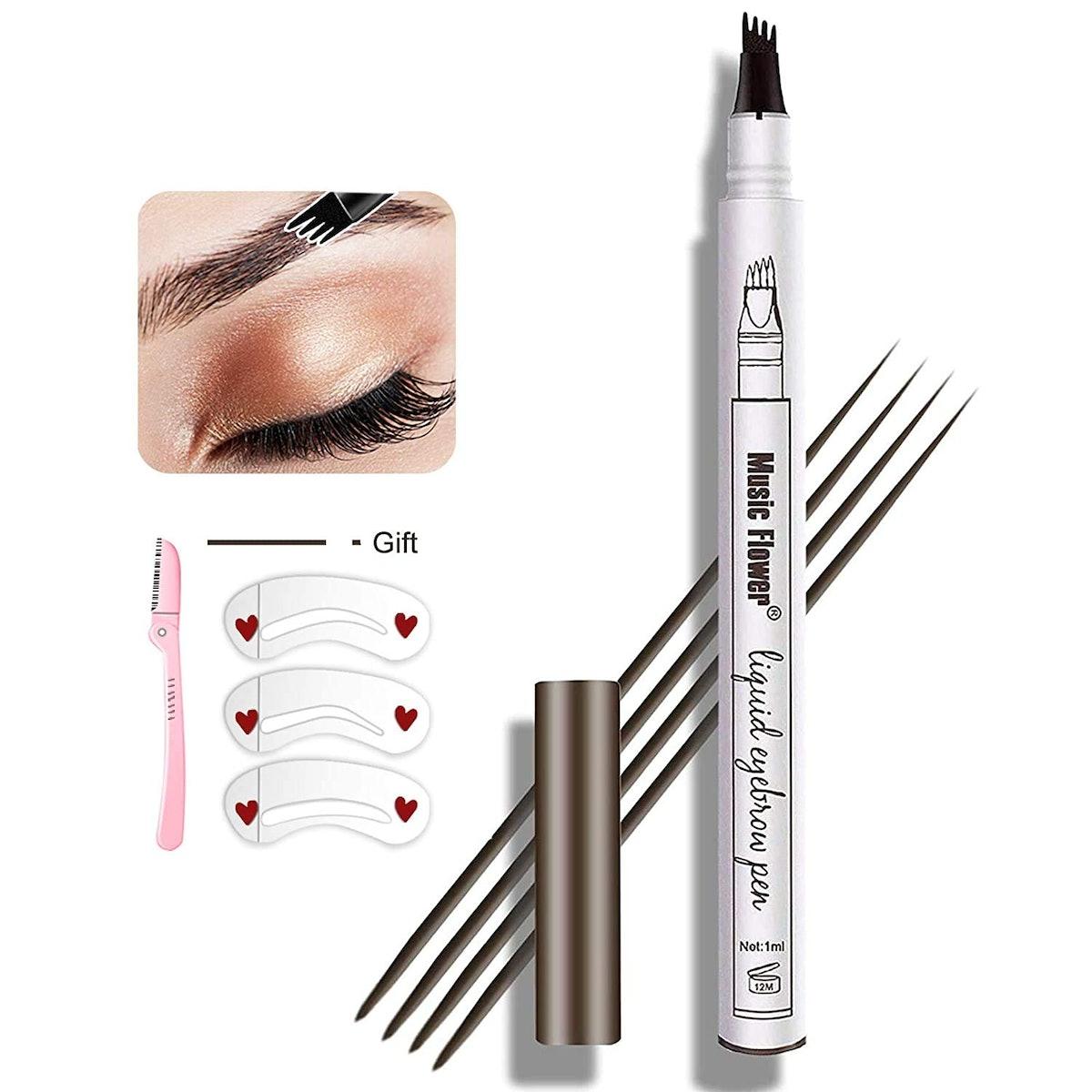 MoonKong 4-Point Eyebrow Pen