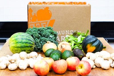 Full Organic Harvest