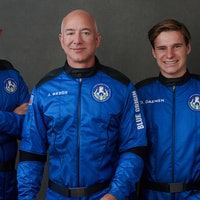 Blue Origin ticket price, launch time, crew, and more for Bezos space flight