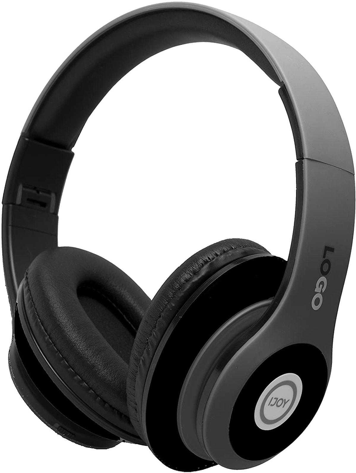iJoy Matte Foldable Bluetooth Headphones
