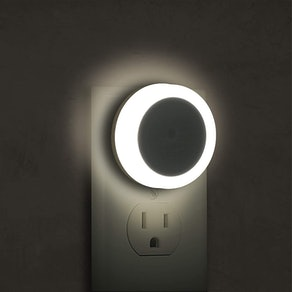 Briignite LED Plug-In Night Lights (4-Pack)