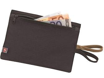Lewis N. Clark RFID Blocking Money Belt Travel Pouch + Credit Card