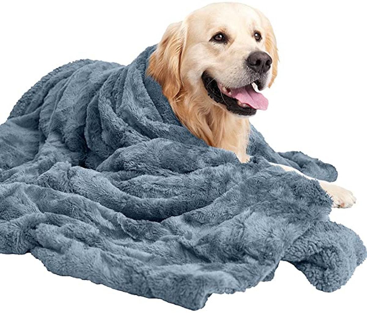 MIGHTY MONKEY Pet Blanket