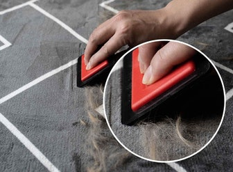 SKYPET Mini Pet Hair Detailer