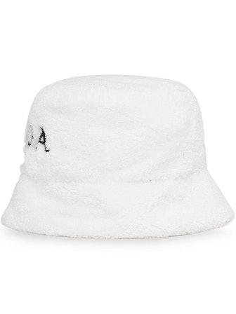Prada towel bucket hat