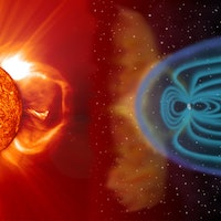 What will happen after Earth is destroyed by the Sun? A possibility for new life