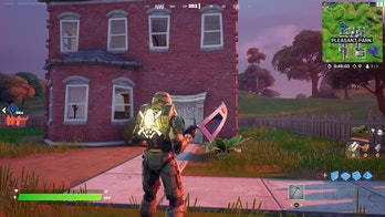 fortnite record location 3 gameplay