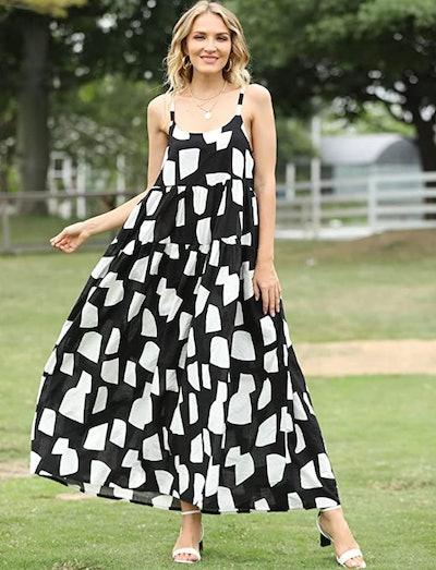 YESNO Swing Dress