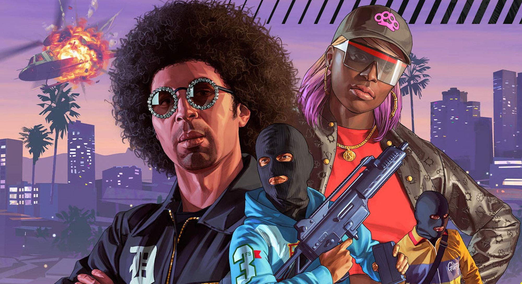 Rockstar Games Los Santos Tuners