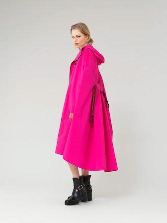 Belted Raincoat