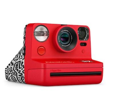 Keith Haring Edition Polaroid Now Camera & Film