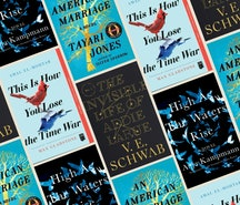 'An American Marriage,' 'This Is How You Lose The Time War,' and 'High as the Waters Rise' are among...