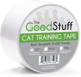 The Good Stuff Cat Scratch Tape Furniture Protector