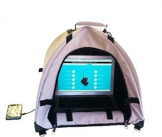 LapDome Laptop Tent