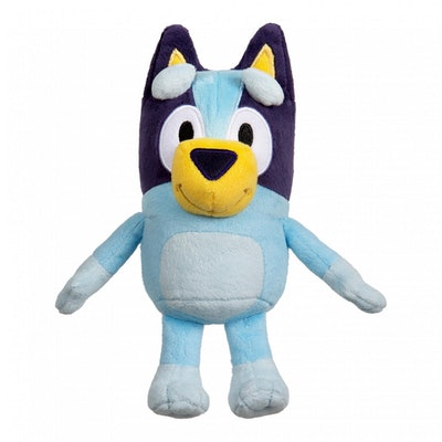 """Plush doll of Bluey from the show """"Bluey"""""""